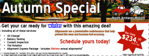 NAM Mechanical Autumn Special
