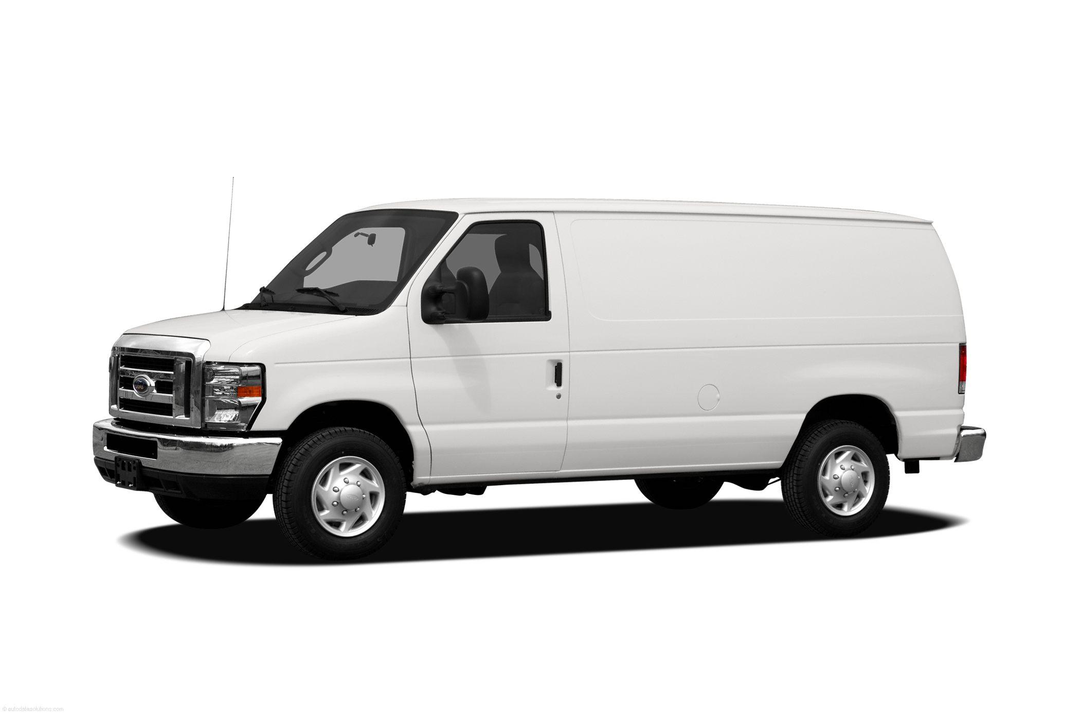 White Ford Cargo Van >> 2010 Ford Econoline E150 Cargo Van - $14,594 - North Amherst Motors