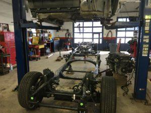 Frame Repair, Collision Repair, Mechanic