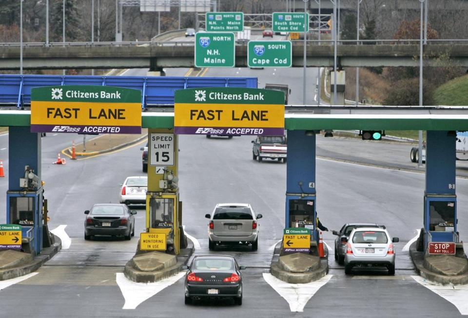 Toll Booths will be a thing of the past.