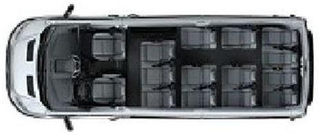 15 passenger daily rental north amherst motors. Black Bedroom Furniture Sets. Home Design Ideas