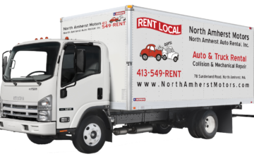 Moving Truck - Daily Rental